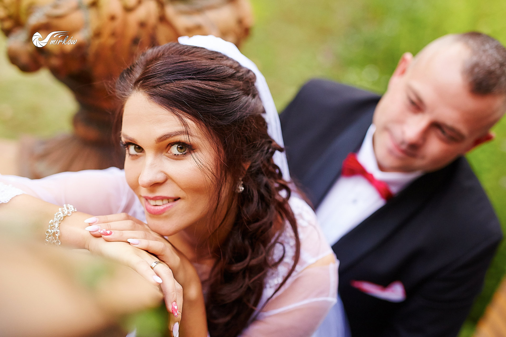 Plener ślubny videomirków